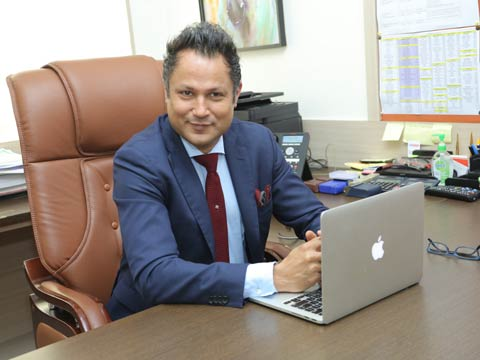 Ashwani K Sharma, President & CEO, New Business Initiative, Uflex Ltd