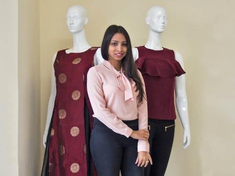 Shivani Poddar, co-founder, FabAlley