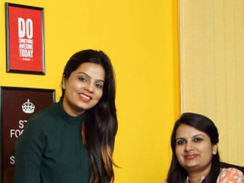 Khushboo and Sonal Agarwal, Co – Founders, Campus Sutra