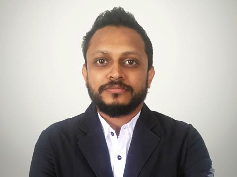 Vishal Patel, founder Tribesman Graphics Pvt Ltd