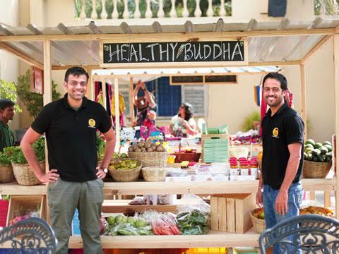 Anurag Dalmia, Co-founder, Healthy Buddha