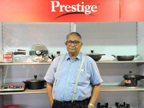 T.T. Jagannathan, Executive Chairman, TTK Prestige Limited