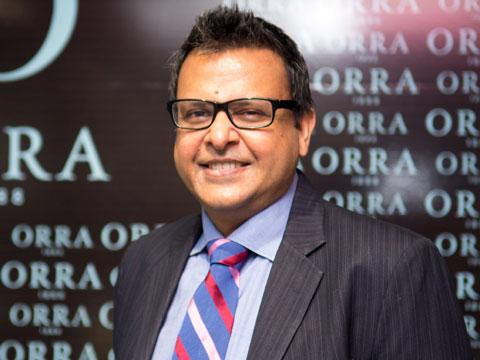 Vijay Jain, CEO and Director, ORRA