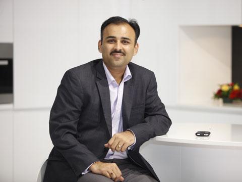 Deepak Bharadia, Founder & CEO, Meine Kuche