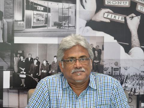 Hari Menon, Co-founder and CEO, Big Basket