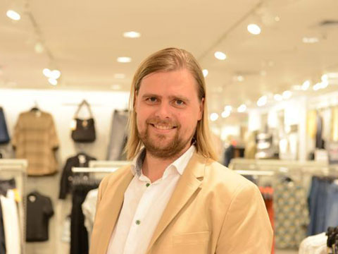 Janne Einola, CEO & Country Manager, H&M India