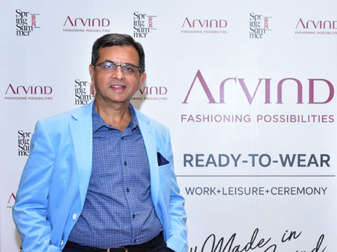 J Suresh, Managing Director and Chief Executive Officer, Arvind Lifestyle Brands Limited