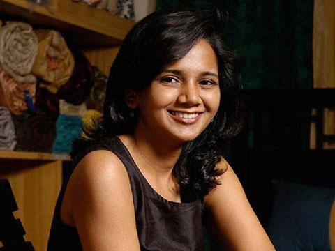 Lavanya Nalli, Vice Chairperson, Nalli Group