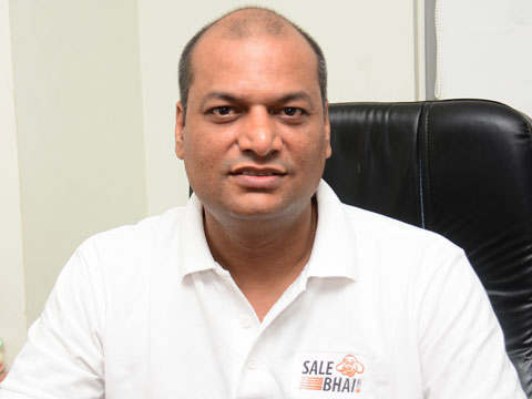 Vishwavijay Singh, co-founder, SaleBhai