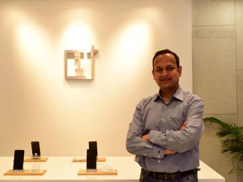 Vikas Agarwal, General Manager, OnePlus India