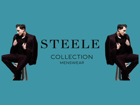 Steele: A new entrant in men's fashion space!