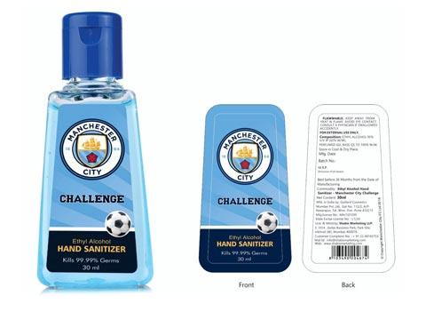 Shabis Marketing to launch ManCity FC perfumery range shortly!