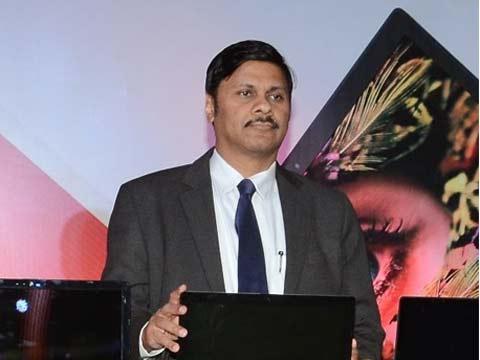 Sanjay Warke, Country Head, Toshiba India