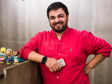 Vivek Prabhakar, Co-Founder & CEO, Chumbak