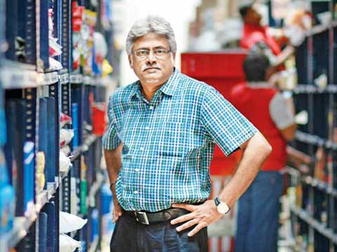 Hari Menon, Co-Founder & CEO, BigBasket