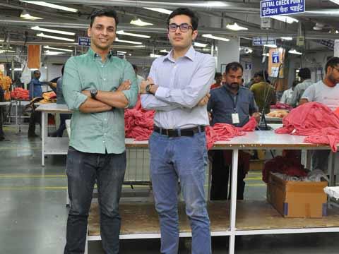 Ashish Gurnani & Aashray Tathai, Co-Founders, PostFold