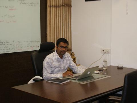 Rahul Agarwal, CEO, Organic Harvest