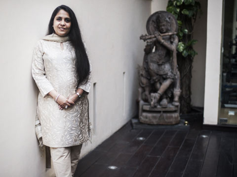 Anjali Gupta, Director, Y not Travel