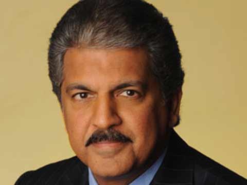 Anand Mahindra, Chairman, Mahindra Group