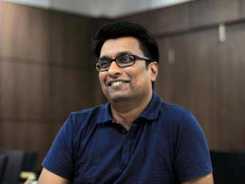 Kishore Ganji, Founder & CEO, Zip.in