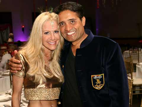 Varun Sharma, Laurie Sharma, Onwers, Jump USA