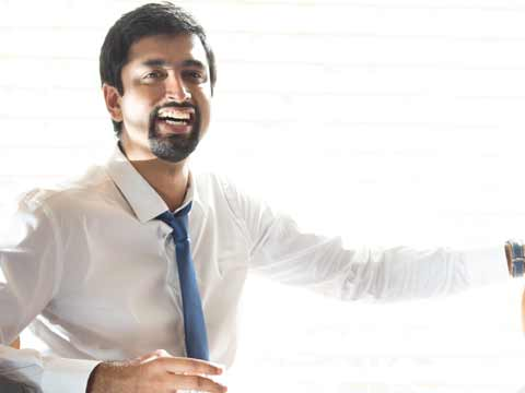 Siddharth Suri, Founder, Andamen
