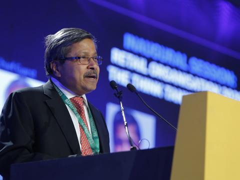 Krish Iyer,Chief Executive,  Walmart India