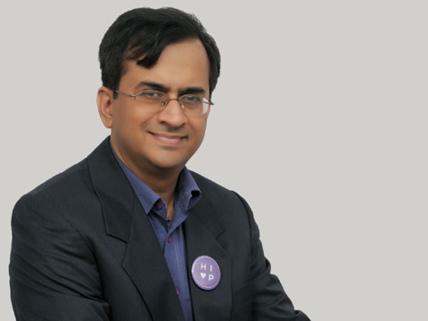 Dr. Viswanath Ramachandran CEO and Co-founder, Hippily