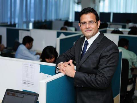 Anish Willams CEO & Co-Founder, TranServ