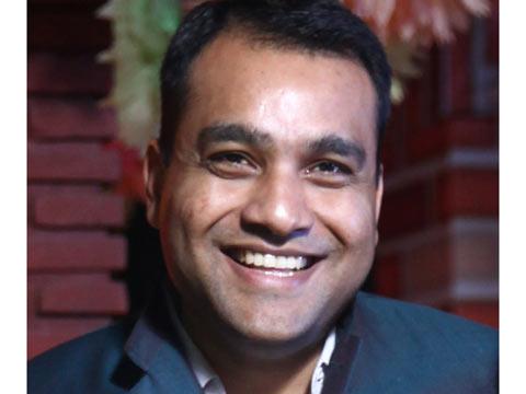 Abhishek Bansal, Executive Director, Pacific Mall