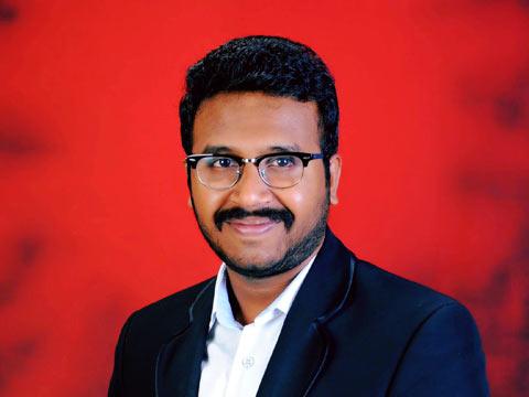 Santhosh HJ, Trroche.com, Jagadeesh Kumar HS, logistics supply, supply chain management