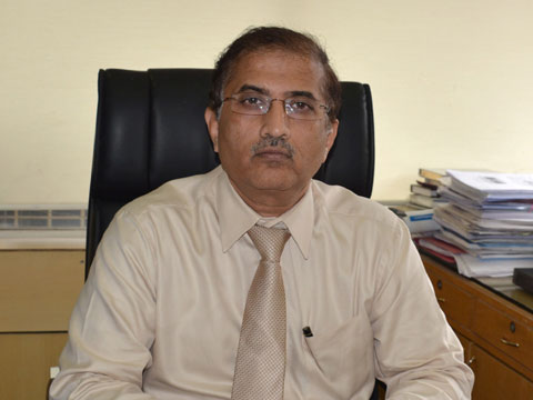 M.C Kulkarni, General Manager- IT, Bank of Maharashtra