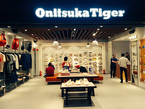 new product 44b1f 5b0c0 Onitsuka Tiger Spread Its leg In India