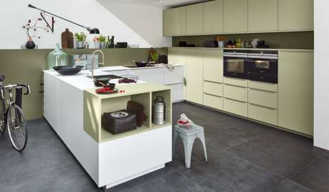 modular kitchen