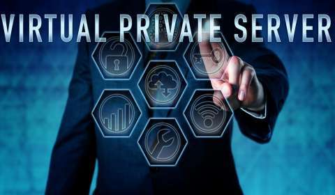What are the merits of Using a Virtual Private Server?