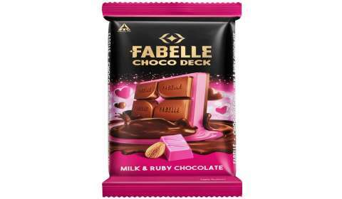 Fabelle Choco Deck Milk & Ruby Chocolate