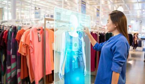 How advanced digital technologies deliver immersive consumer experiences?