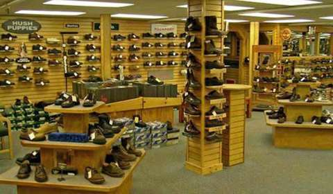 Why are offline stores still the king in footwear retail?
