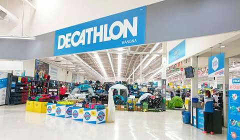 DECATHLON INTRODUCES A RANGE OF ZERO-CONTACT AND SAFE SHOPPING OPTIONS AS SELECT STORES RE-OPEN