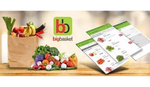 Bigbasket  clocks $1 billion Sale in the month of May