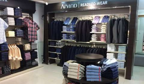 ARVINDFA reported EBITDA loss of Rs922mn