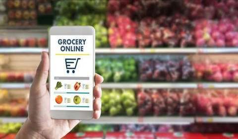 New Normal: The Rise of Online Grocery Shopping & its Impact on Consumers #WFH