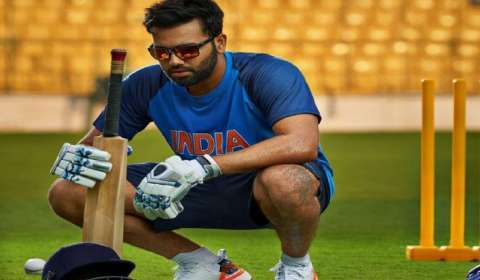 Cricket's Hitman Rohit Sharma Joins Team Oakley