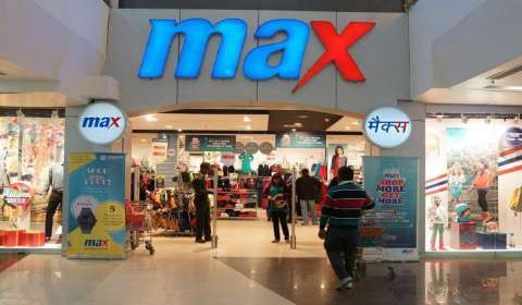 Flipkart partners with Max Fashion