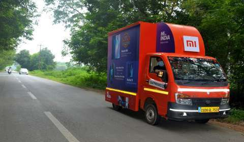 Mi India brings retail experience closer to home with Mi Store on Wheels