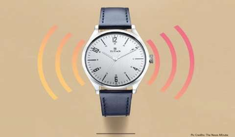 India's first contactless payment watches unveiled by Titan & SBI