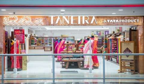 Taneira by Titan launches its flagship store in Mumbai