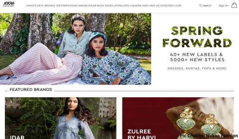 Nykaa Fashion unveils its intimate wear brand 'Nykd'
