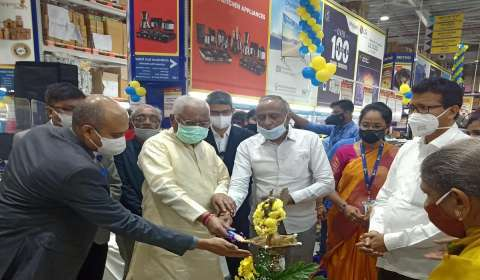METRO Cash & Carry opens its 28th METRO Wholesale store in India