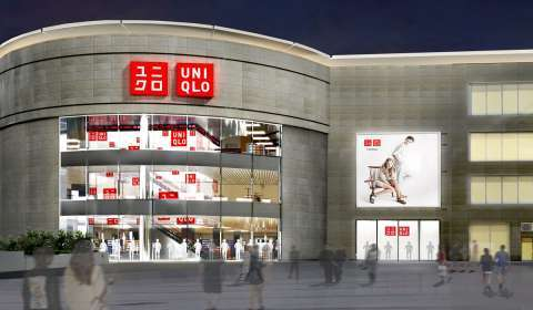 UNIQLO launches another store in Delhi NCR at DLF Mall of India, Noida